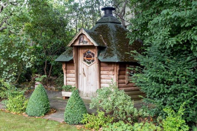 Nordic Cabin Ext.