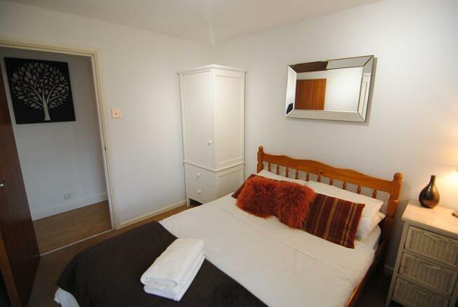 spacious 2 bedroom a