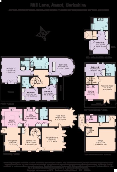 4-6 bedroom property