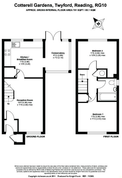 2 bedroom house/prop