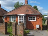 Bungalow for sale in Gordon Road...