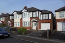semi detached home for sale in Chalgrove Avenue, Morden...