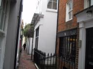 2 bedroom Maisonette in Ship Street Gardens...