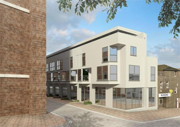 2 Bedroom Apartment For Sale In Providence Lofts Central Brighton Bn1