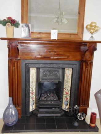 Fireplace in R...