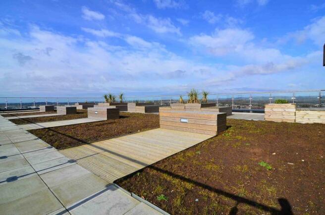 Rooftop Garden Terra