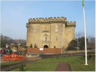 property for sale in Castle Square, Morpeth