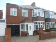 semi detached home for sale in Gretna Road...