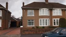 3 bed semi detached house in King George V Drive...