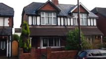 semi detached home in Fidlas Road, Llanishen...