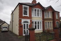 semi detached home for sale in St. Augustine Road...