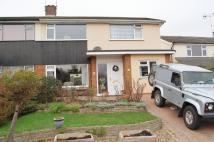 3 bedroom semi detached property in Chelmer Drive, Dunmow...