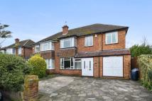 Coopers Row semi detached house for sale
