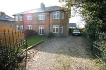 semi detached house in 9 St Leonards Road...