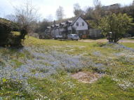 4 bed Detached house for sale in Ty Nant Farmhouse & 10...
