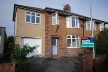 4 bedroom semi detached property for sale in Priory Close, Bridgend...