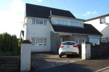 4 bed Detached home in 11 Bryn Celyn, Maesteg...