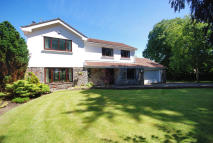 Detached property in Leckwith Court, Bridgend...