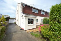 semi detached property in 13 Wernlys Road...