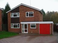 4 bed Detached house for sale in Laburnum Drive, Madeley...