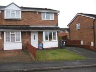 2 bed semi detached house in Whitebeam Close...