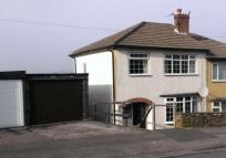 3 bed semi detached property to rent in 85 Nab Wood Drive...