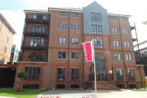1 bed Flat to rent in Medway Wharf Road...
