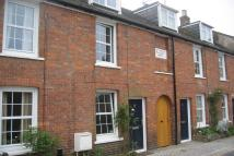 Terraced home in Bridewell Lane, Tenterden