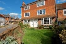 semi detached property in Tenterden, Kent