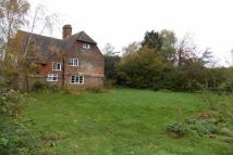Hawkhurst semi detached property to rent