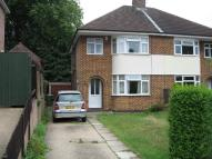3 bed semi detached home in Westfield Road, Bilton...