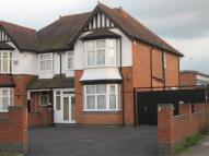 semi detached house in Scribers Lane...