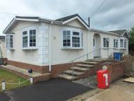 Park Home for sale in Devon Close...