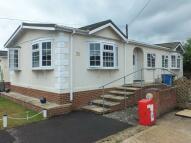 Park Home for sale in Devon Close...