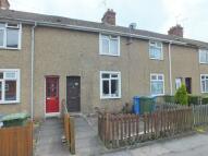 Terraced house in Park Road, Farnborough...