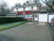 Greenleas Close semi detached house to rent