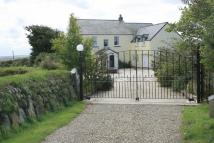4 bedroom Detached property for sale in Llanwnda, Goodwick...