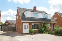 2 bed semi detached home for sale in Pass Avenue, Whittington...