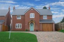 5 bed new property for sale in Burton Road, Tutbury...