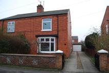 3 bed semi detached house in Harewood Avenue, Newark...