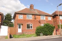 3 bed semi detached house to rent in South Street, Eastwood...