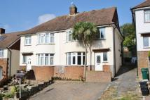 semi detached property for sale in Wilmington Way BN1