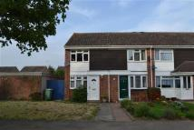 2 bedroom End of Terrace house in Sparkey Close, Witham