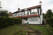 Purley semi detached house to rent