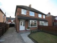 3 bedroom semi detached home for sale in Lanehouse Road, Thornaby...