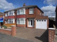 semi detached property for sale in Bedale Grove...