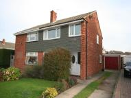 3 bed semi detached house in Christchurch Drive...