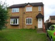 2 bed semi detached home to rent in ELIZABETH CLOSE
