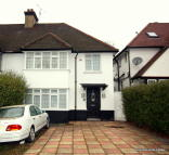 3 bed semi detached property in Ridge Hill...