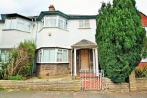3 bedroom house in St Georges Road...